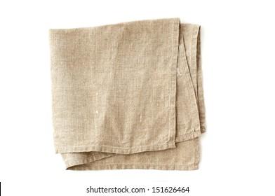 linen serviette