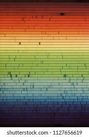 lines of absorption in an electromagnetic spectrum of emission, a physic property of matter