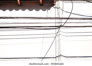 Lines and wall