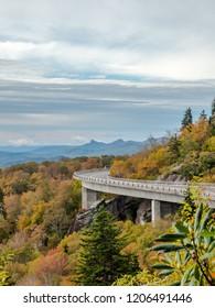 Linn Cove Viaduct Bridge