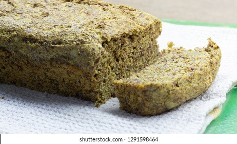 Linseed keto bread low carb foods