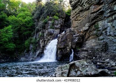 Linville Falls Linville Falls, Linville North Carolina