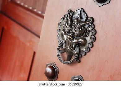 lion door lock