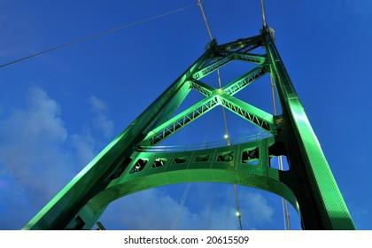 Lions Gate Bridge, Vancouver, BC, Canada