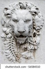 Lion's head, Vienna