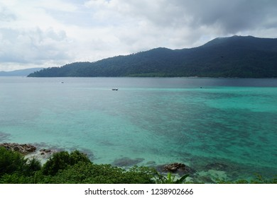 Lipe island, nice and scenic touris place of Thailand
