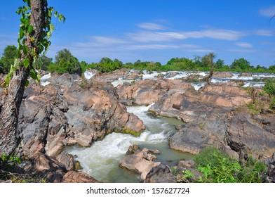 Liphi Waterfalls