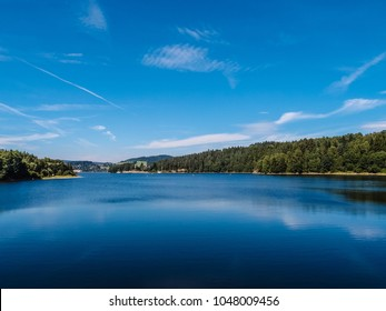 Lipno Dam - Sumava National Park, Czech Republic, Europe