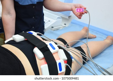 lipo laser. Hardware cosmetology. Body care. Non surgical body sculpting. body contouring treatment, anti-cellulite and anti-fat therapy in beauty salon.