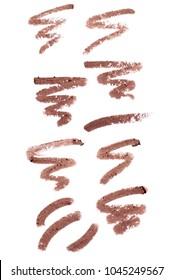 Lipstick Liner Pencil Squiggles