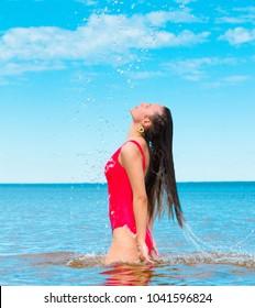 Liquid Happiness Beach Fun
