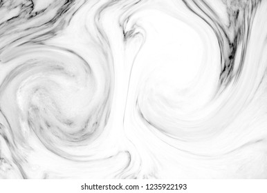 Liquid white marble texture natural stone pattern background for design pattern artwork.