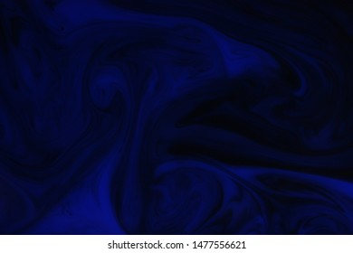 Liquify Swirl Blue Color Art Abstract Pattern,Creative design templates for product smartphone web and mobile applications