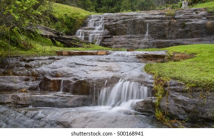 Liril falls in Kodaikanal, Tamil Nadu, India
