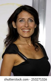 """Lisa Edelstein at the AFI FEST 2009 Screening of """"Precious"""" held at the Grauman's Chinese Theater in Hollywood, California, United States on November 1, 2009."""