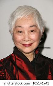 Lisa Lu  at the Los Angeles Asian Pacific Film Festival Screening of 'Dim Sum Funeral'. DGA, Beverly Hills, CA. 05-02-09