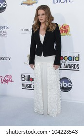Lisa Marie Presley at the 2012 Billboard Music Awards Arrivals, MGM Grand, Las Vegas, NV 05-20-12