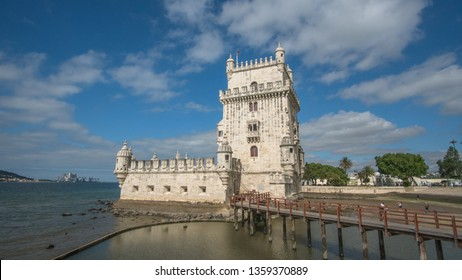 Lisabon Belém Tower