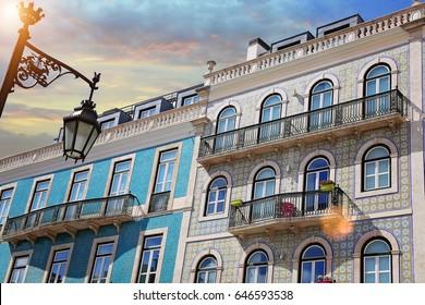 Lisbon, Bairro Alto streets