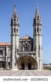 Lisbon - Belem church, Portugal