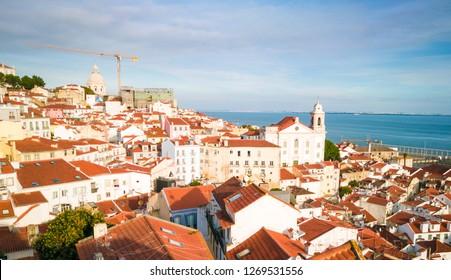 Lisbon, the capital of Portugal