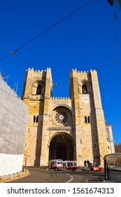 The Lisbon Cathedral, or Santa Maria Maior Church, is located in the city of the same name in Portugal. It is the seat of the Patriarchate of Lisbon and the Parish of the See. January 2019
