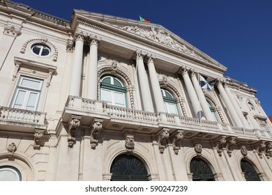 Lisbon City Hall. Portugal
