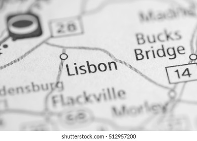 Lisbon. New York. USA