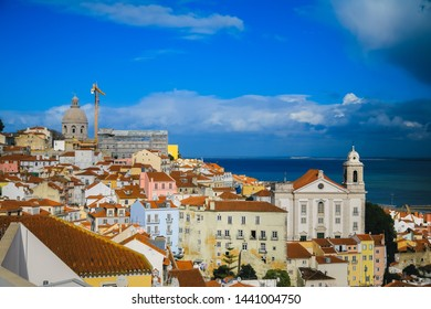 lisbon portugal oldcity beautiful place