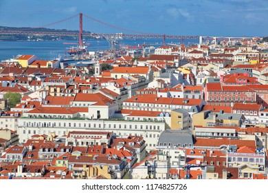 Lisbon, Saint George Castle (Sao Jorge) lookout