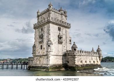 Lisbon waterfront (Portugal)
