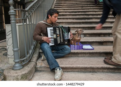 Beggar in Europe Images, Stock Photos & Vectors | Shutterstock