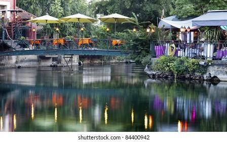L'Isle-sur-la-Sorge (Provence,France)