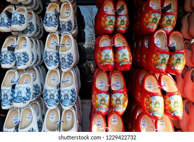 Painted Wooden Shoes Images Stock Photos Vectors Shutterstock