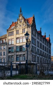 """The listed """"Juwel"""" palais is the only remaining historical building at the """"Spittelmarkt"""" in Berlin-Mitte"""