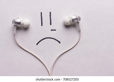 Crying to Music Stock Photos, Images & Photography