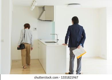 Listing of room findings