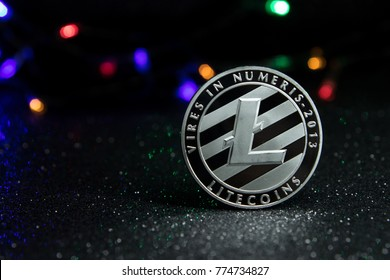 Litecoin, LTC, a cryptocurrency