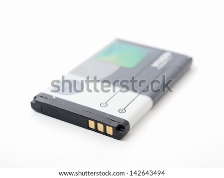Lithium ion Mobile Telephone Battery Pack