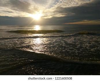 Lithuania Nida Baltic Sea