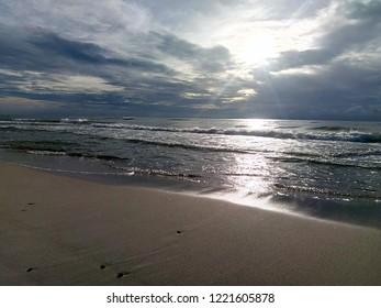 Lithuania Nida Baltic Sea Coastline