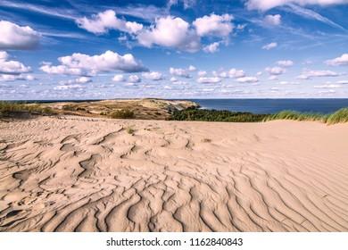 Lithuania, Parnidis Dune