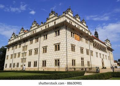 Litomysl town, Czech Republic