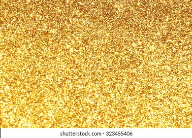 litter background gold