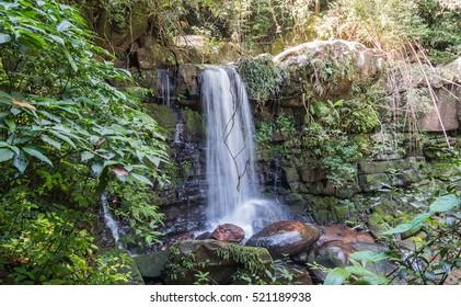 Litter Waterfall at Nan, Thailand