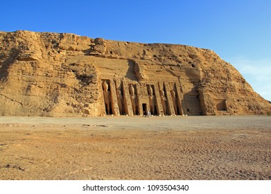 Little Abou Simbel Temple