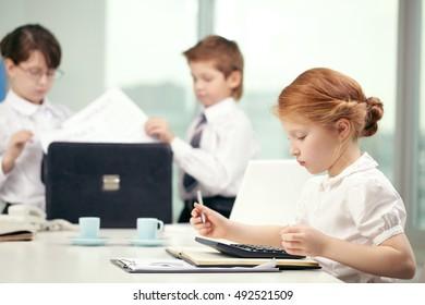 Little accountant