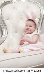 Little adorable bunny