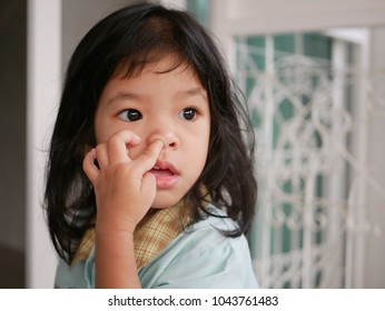 Picking Nose Images Stock Photos Vectors Shutterstock