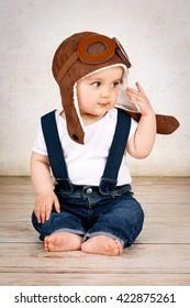 Little baby pilot
